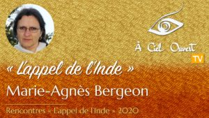L'appel de l'Inde – Marie-Agnès Bergeon