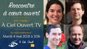 Rencontre avec l'équipe À Ciel Ouvert TV