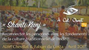 Shanti Kunj – Alain Chevillat & Fabian da Costa