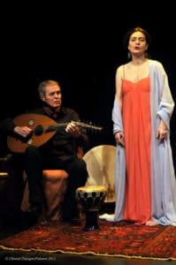 Catherine Braslavsky et Joseph Rowe
