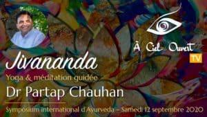 Jivananda – Yoga & méditation guidée – Dr Partap Chauhan