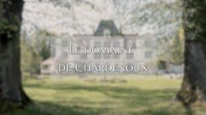 Le domaine de Chardenoux - Présentation 2021