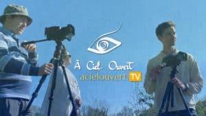 À Ciel Ouvert TV en 2021
